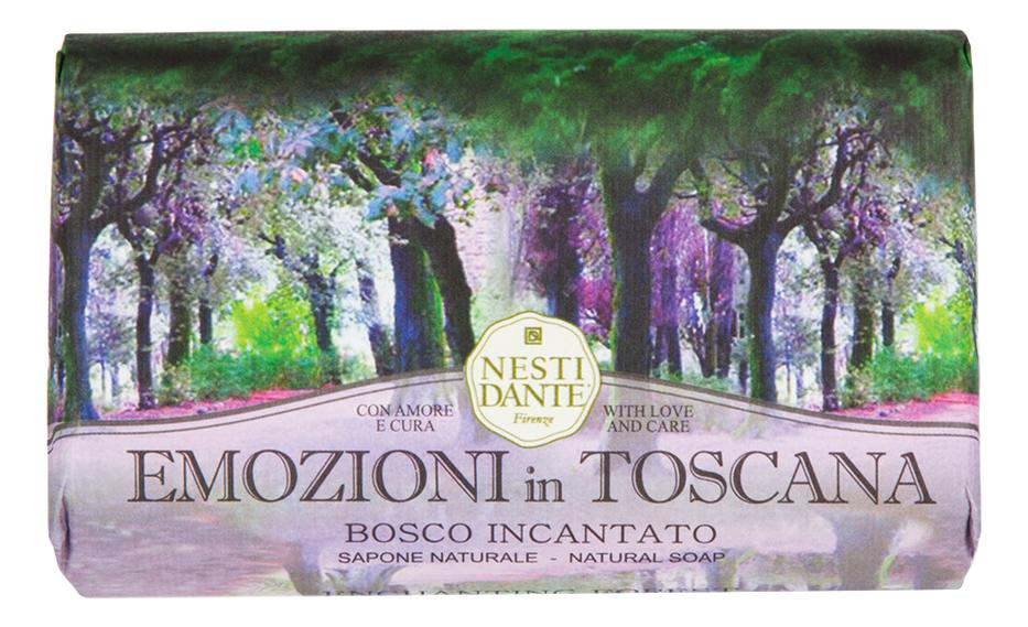 Мыло Emozioni In Toscana Bosko Incantato Soap 250г (очарованный лес)