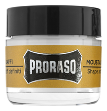 Proraso Воск для усов Wood And Spice 15мл