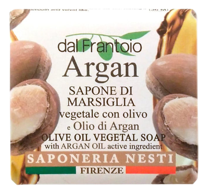 Мыло Dal Frantoio Argan Soap 100г (арган)
