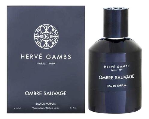 цена Herve Gambs Paris Ombre Sauvage : парфюмерная вода 100мл онлайн в 2017 году