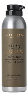 Пена для бритья 1869 The Quality Of Tradition Shaving Foam 200мл гель после бритья 1869 the quality of tradition after shave gel 125мл