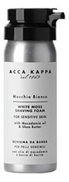 Пена для бритья White Moss Shaving Foam 50мл фото