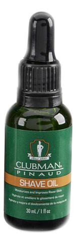 Натуральное масло для бритья Shave Oil 30мл