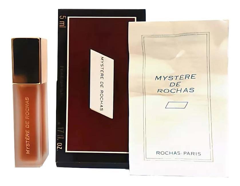 Mystere de Rochas (винтаж): духи 5мл недорого