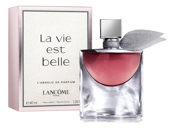 Lancome La Vie Est Belle L'Absolu : духи 40мл lancome la vie est belle labsolu туалетные духи 20 мл