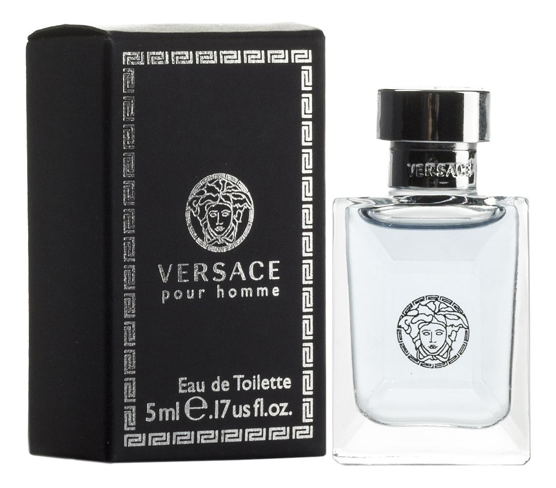 Купить Pour Homme: туалетная вода 5мл, Versace