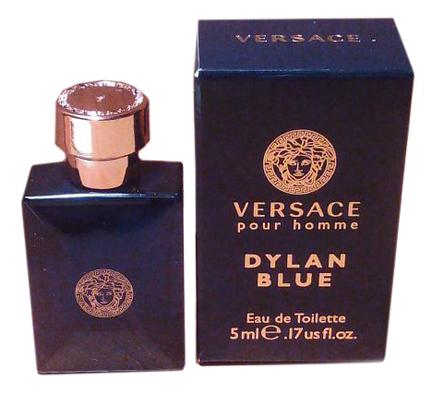 Купить Pour Homme Dylan Blue: туалетная вода 5мл, Versace