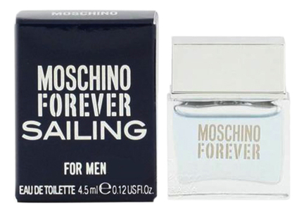 Moschino Forever Sailing: туалетная вода 4,5мл romoss sailing 5