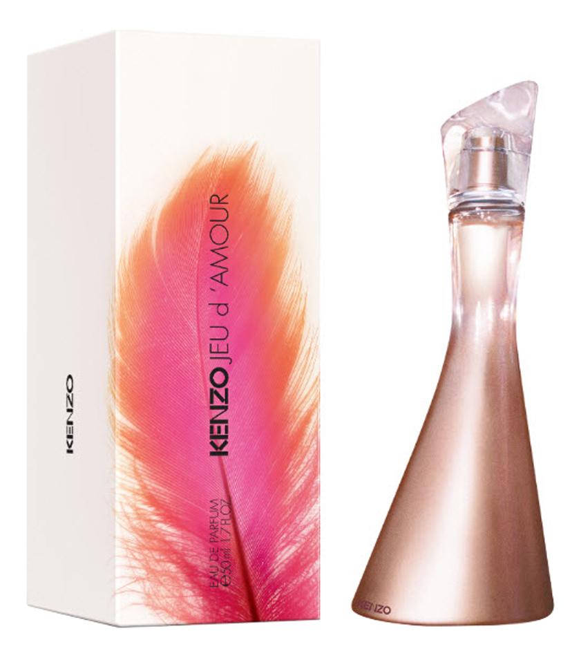 Jeu d'Amour: парфюмерная вода 50мл недорого