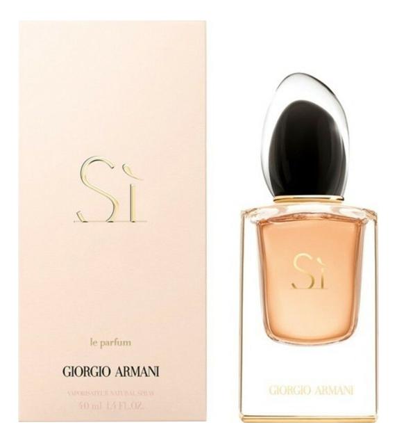 Купить Armani Si Le Parfum: парфюмерная вода 40мл, Giorgio Armani