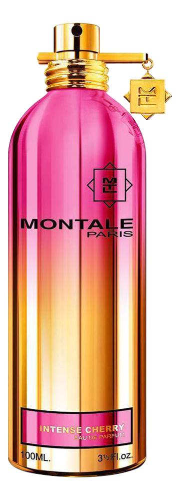 Фото - Montale Intense Cherry: парфюмерная вода 100мл montale ristretto intense cafe парфюмерная вода 100мл тестер