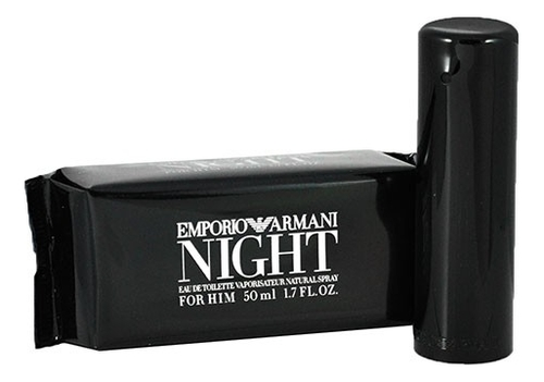 цена Armani Emporio Night For Him: туалетная вода 50мл онлайн в 2017 году