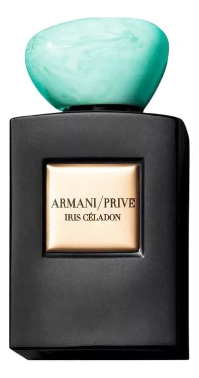 Armani Prive Iris Celadon: парфюмерная вода 100мл тестер