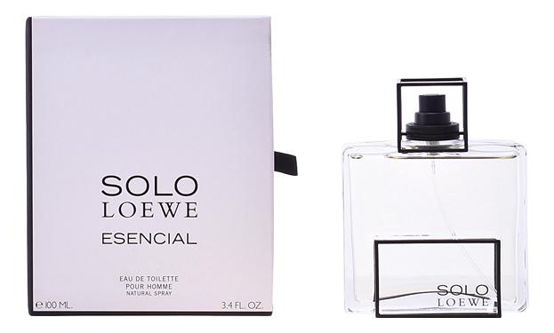 Solo Loewe Esencial: туалетная вода 100мл loewe балетки
