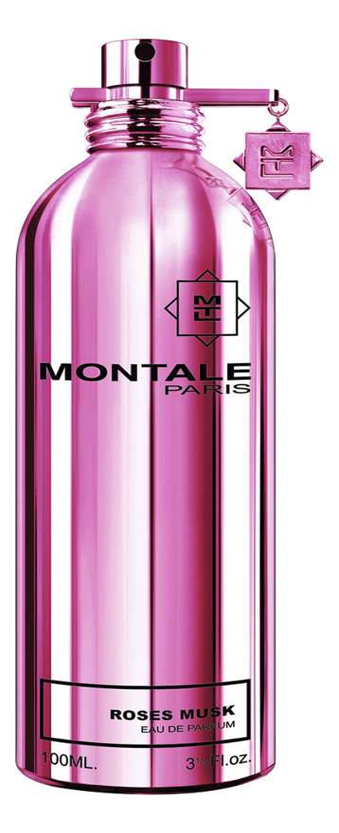 Montale Roses Musk: парфюмерная вода 100мл тестер montale intense roses musk туалетные духи 50 мл