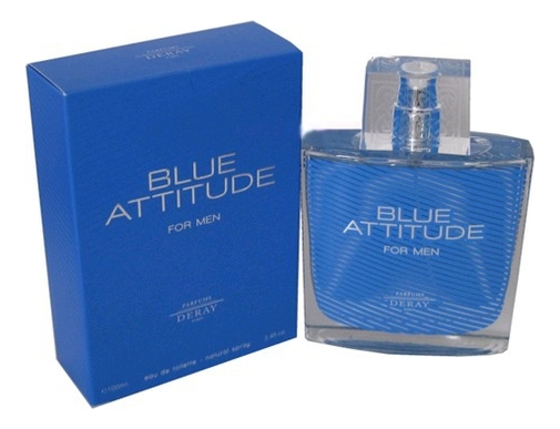Blue Attitude: туалетная вода 100мл недорого