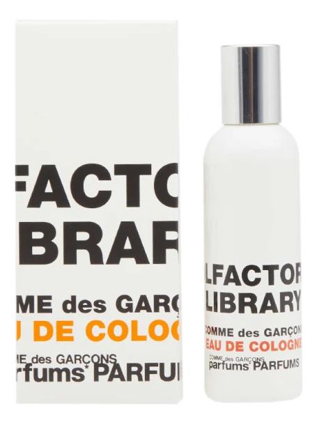 Comme des Garcons Olfactory Library Eau de Cologne: одеколон 50мл comme des garcons blue santal eau de parfum
