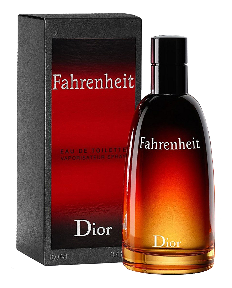 Купить Christian Dior Fahrenheit: туалетная вода 100мл