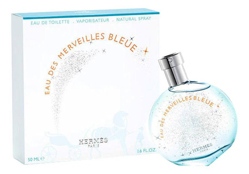 Eau des Merveilles Bleue: туалетная вода 50мл недорого