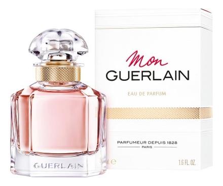 Mon Guerlain: парфюмерная вода 100мл guerlain mon guerlain парфюмерная вода 50мл