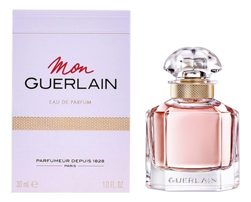Mon Guerlain: парфюмерная вода 30мл guerlain mon guerlain парфюмерная вода 50мл