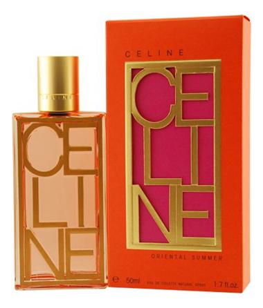 Celine Oriental Summer: туалетная вода 50мл