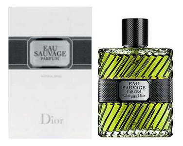 Eau Sauvage Parfum 2017: духи 50мл недорого