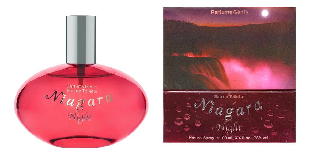 цена Parfums Genty Niagara Night : туалетная вода 100мл онлайн в 2017 году