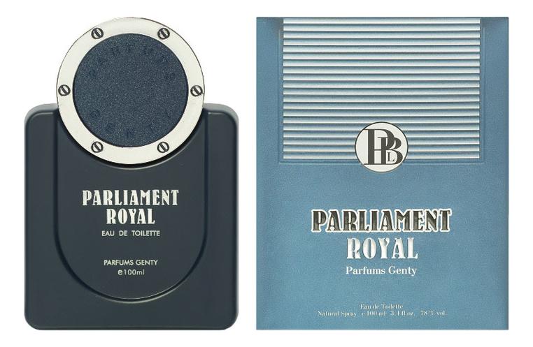 цена Parfums Genty Parliament Royal: туалетная вода 100мл онлайн в 2017 году