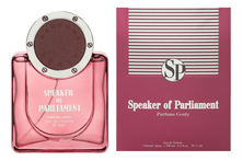 Parfums Genty Speaker Of Parliament