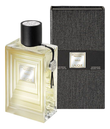 Купить Gold: парфюмерная вода 100мл, Lalique