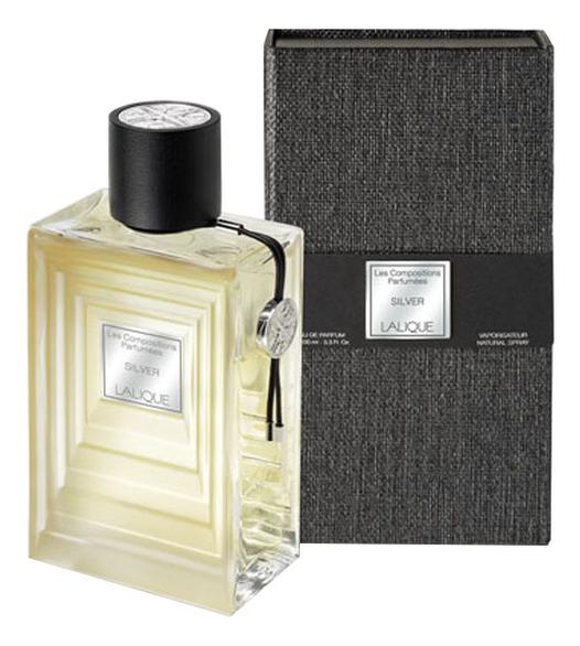 Купить Silver: парфюмерная вода 100мл, Lalique