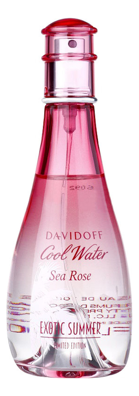 Davidoff Cool Water Sea Rose Exotic Summer: туалетная вода 100мл тестер