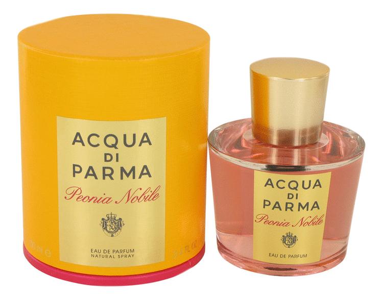 Acqua di Parma Peonia Nobile: парфюмерная вода 100мл acqua di parma rosa nobile парфюмерная вода