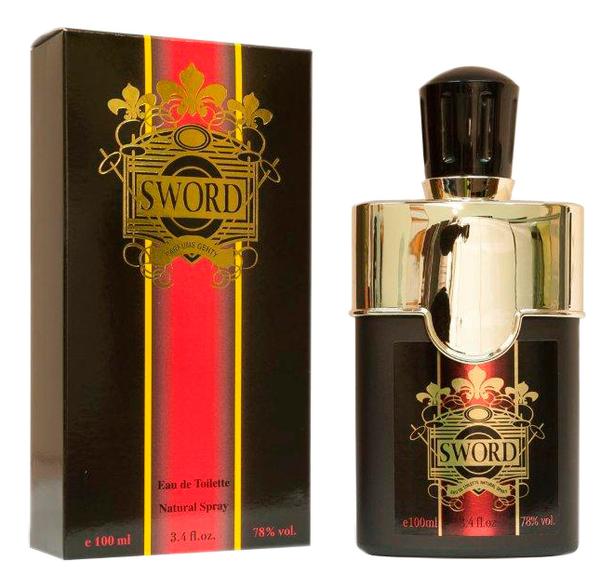 цена Parfums Genty Sword: туалетная вода 100мл онлайн в 2017 году