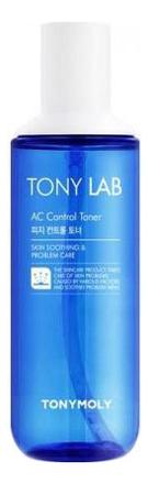 Купить Тонер для проблемной кожи лица Tony Lab AC Control Toner: Тонер 180мл, Tony Moly