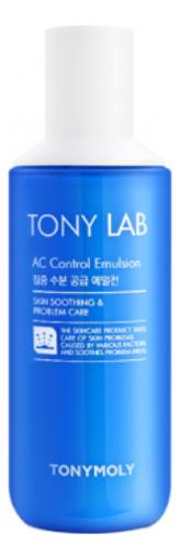 Эмульсия для проблемной кожи лица Tony Lab AC Control Emulsion: Эмульсия 160мл недорого