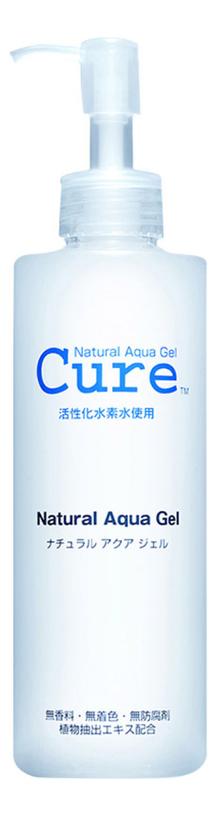 Мягкий отшелушивающий гель для лица Natural Aqua Gel 250мл