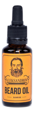 ALEKSANDROV Масло для бороды Sunrise Beard Oil Sunrise 30мл