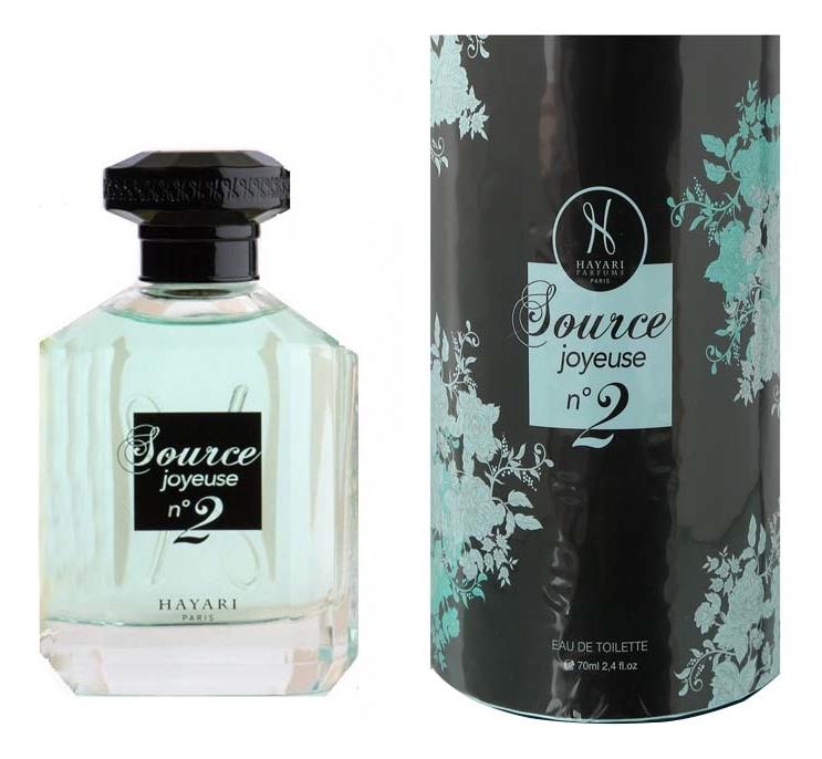 Купить Source Joyeuse No2: туалетная вода 70мл, Hayari Parfums
