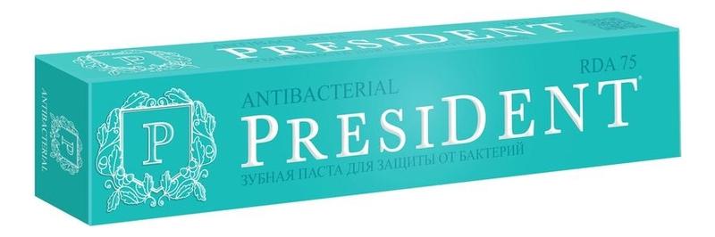 Купить Зубная паста-гель антибактериальная Antibacterial 75мл, PresiDENT