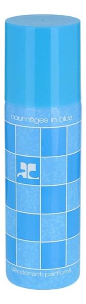 Купить In Blue: дезодорант 100мл, Courreges