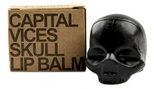 Rebels Refinery Бальзам для губ Череп Capital Vices Skull Lip Balm 5,5г