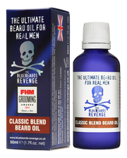 The Bluebeards Revenge Масло для бороды The Ultimate Beard Oil For Real Men Classic Blend Beard Oil 50мл