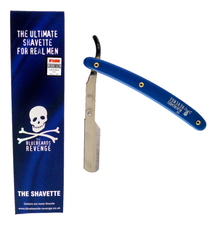 The Bluebeards Revenge Опасная бритва The Ultimate Shavette For Real Men