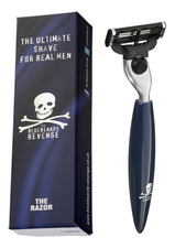 The Bluebeards Revenge Бритва Капитанская коллекция The Ultimate Shave For Real Men The Razor
