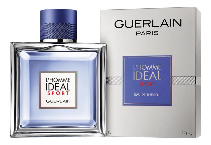 Guerlain L'Homme Ideal Sport: туалетная вода 100мл