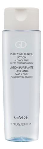 Фото - Тонизирующий лосьон для жирной и комбинированной кожи Purifying Toning Lotion 200мл biotherm biosource тонизирующий лосьон для нормальной и комбинированной кожи