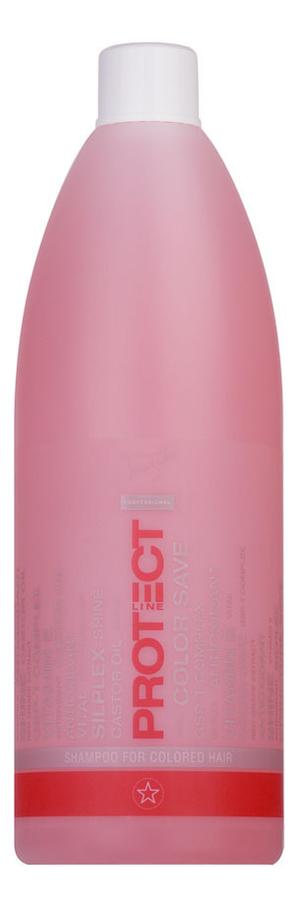 Фото - Шампунь для окрашенных волос Shampoo For Colored Hairs 970мл spa master шампунь repair line