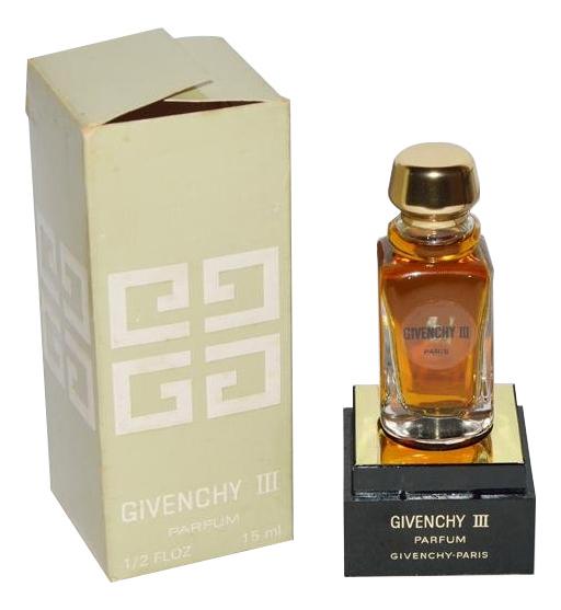 Givenchy Givenchy III: духи 15мл givenchy amarige духи 7мл